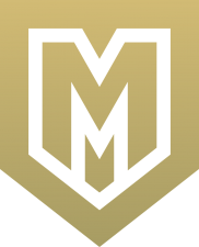 M Shield Logo (Gold)