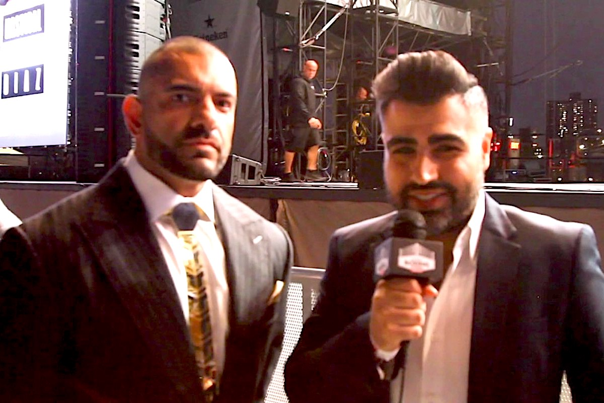 "Curran Bhatia - Victor Mohan - Ask The Experts Podcast - Jorge ""Gamebred"" Masvidal - September 19, 2019"