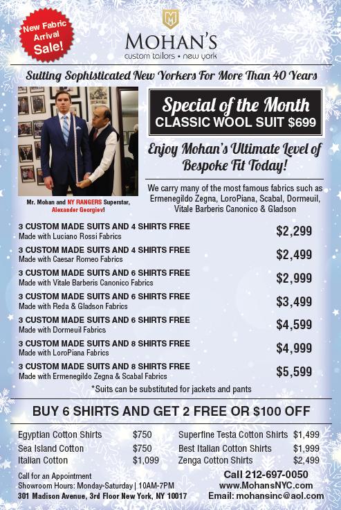 Mohan's Winter Sale