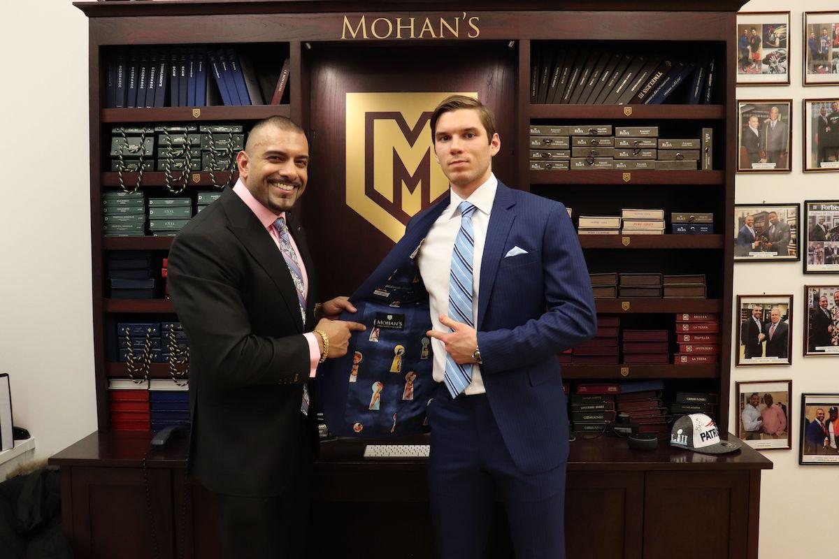 Mohan Custom Tailors -Tailor in Singapore